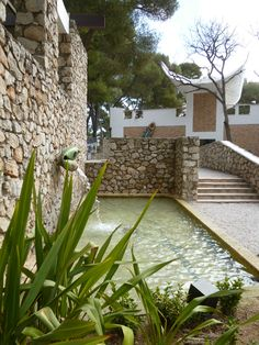 """La Fondation Maeght""(Museo d'arte), Saint-Paul de Vence, France (Marzo)"