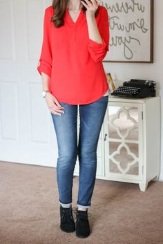 March Stitch Fix Review, Link Up and Giveaway (#34) - Crazy Together