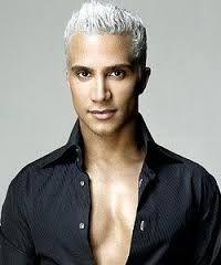Silver hair gay