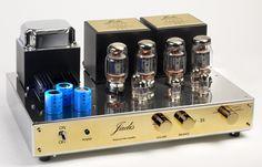 Amplifier radio firebird amateur