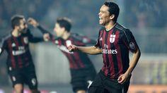 Milan slår Frosinone i målrig match