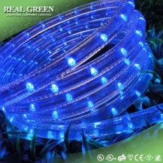 150Ft 220V 2-Wire Standard Blue LED Rope Light,150Ft,220V,2-Wire,Standard,Blue,LED Rope Light