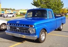 MERCURY TRUCKS | 1966 Mercury M-100 Pickup Truck - a photo on Flickriver
