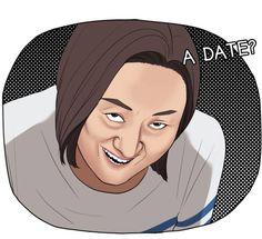 Historia opowiada o licealistce,która w swojej szkole zyskuje sławę  … #losowo # Losowo # amreading # books # wattpad Cute Funny Pics, Cute Love Memes, Really Funny Memes, Funny Pictures, Reaction Face, Webtoon Comics, Cute Girl Pic, Best Face Products, Funny Faces