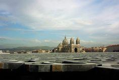 Marseille. Vue du Muceum. Photo: Eglantine Lagiere.