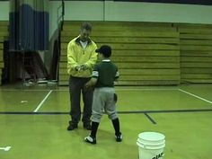 Throwing and Pitching Drills for Youth Baseball Coaches - YouTube