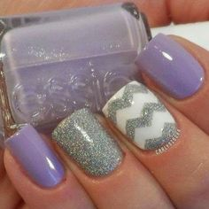 Classic Nail Designs for Girls