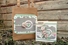 Card & Gift Bag set - Scrapbook.com
