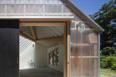 FT Architects: Light Sheds