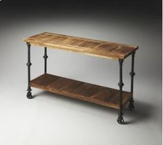 2581290 in by Butler Specialty Company in Charleston, WV - Console Table