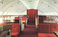 Pan Am 747 First Class Upper Deck