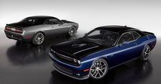 Dodge just released this limited-edition Mopar '17 Dodge Challenger, and it is spectacular…#Dodge #Challenger #Mopar #Vehicles #Cars