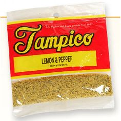 #Spice up your #dinner #routine with your #FREE #sample of #Lemon #Pepper from the #Tampico Spice Company! #food #freebie