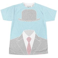 The Secret Adversary | Book T-Shirt | Litographs ...This shirt has the text of a book on it! Brilliant! They have dozens of different books.  @canukke