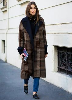 These 9 Outfits Were Meant for Flats via @WhoWhatWearUK