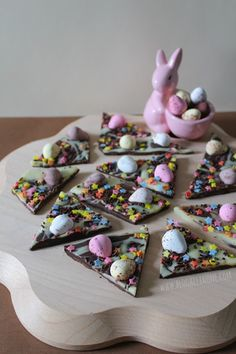 All in One: Easter chocolates