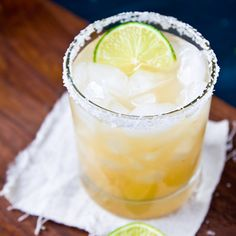 Homemade Margarita Mix and Classic Lime Margarita Recipe   Confections of a Foodie Bride