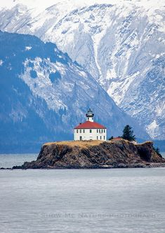Raw Beauty on the Inside Passage | Show Me Nature Photography