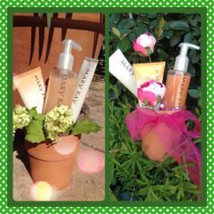 Mary Kay Satin Hands in a terra cotta pot is a great gift idea for Easter and Mother's Day. I love putting together darling gifts with Mary Kay products and I can put any combination together for your gifts or event. www.marykay/carmentgray