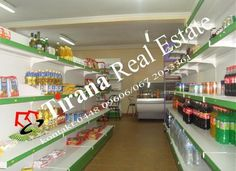 Tirana, for Rent Store at Dritan Hoxha Street. Store with surface 96sqm is paved in itles, located on the groundfloor of a new business. The Store is organized in 1 open space and 1 WC. Price 500 Euro/month.