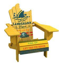 Landshark chair <3