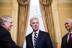 Simply stated, Gorsuch is steadfast and surprising - The Washington Post