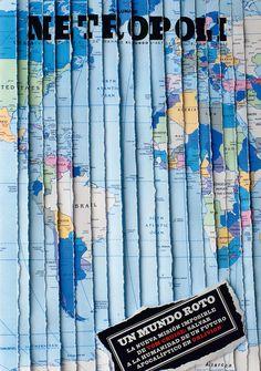 El mundo está roto (y Metrópoli también). OBLIVION, la nueva misión imposible de Tom Cruise. Foto de José María Presas. Metropoli