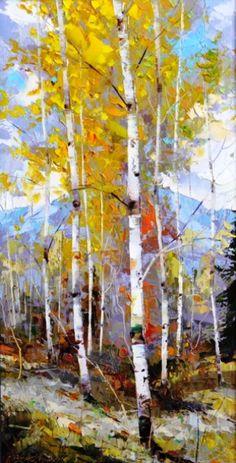 Dean Bradshaw | Horizon Fine Art Gallery : Jackson Hole Art Gallery, Jackson, Wyoming