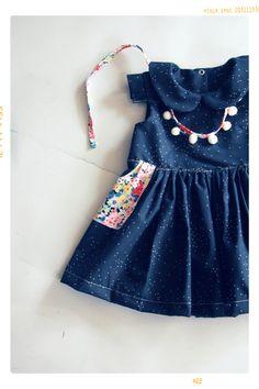 Fleur & Dot Constellations Dress