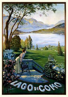 Lac de Come - Lombardie