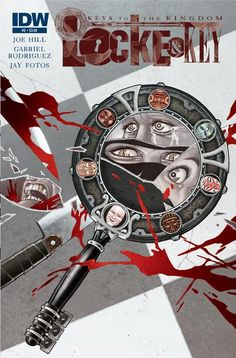 Locke & Key: Keys to the Kingdom #2