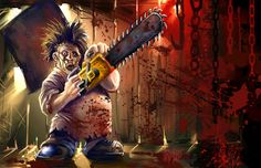 Lil' Leatherface 2012 by Grimbro on deviantART