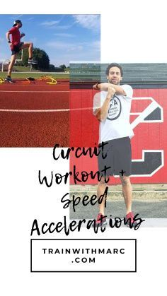 Circuit & Speed Workout Session for Distance Runners Interval Training Running, Circuit Training, Training Plan, Running Workouts, Running Tips, Cross Training For Runners, Strength Training For Runners, Strength Workout, Running Motivation