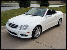SOLD SOLD SOLD $26,000 S45 2006 Mercedes CLK55 AMG Convertible  #MecumKC