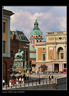 Been there: Stockholm, Sweden