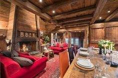 Luxury chalet Courchevel-029 - French Alps - France - Kings Avenue
