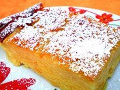 Gâteau invisible pomme-poire (5 pts ww), Recette Ptitchef