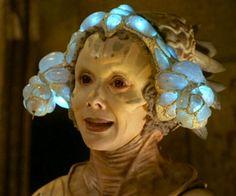 Francesca Buller as M'Lee - passive mode Farscape: 'Bone To Be Wild' – M'Lee