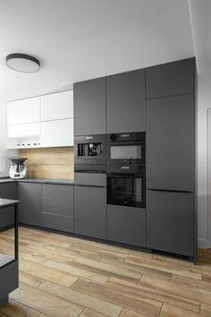 Kitchen Cupboard Designs, Kitchen Room Design, Modern Kitchen Cabinets, Best Kitchen Designs, Home Room Design, Home Decor Kitchen, Kitchen Flooring, Kitchen Furniture, Industrial Kitchen Design