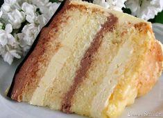 Sweet Recipes, Healthy Recipes, Sweets Cake, Polish Recipes, Christmas Baking, Vanilla Cake, Cheesecake, Food And Drink, Eat