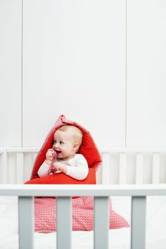 Vrolijke prints zorgen voor vrolijke baby's. 't Is in elk geval het proberen waard, niet? #trixiebaby #hetlandvanooit  http://www.hetlandvanooit.be