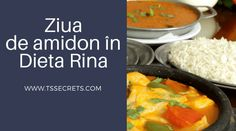Dieta Rina Ziua 2 amidon Rina Diet, Diet Recipes, The Cure, Vitamins, Curry, Healthy Eating, Cooking, Ethnic Recipes, Food