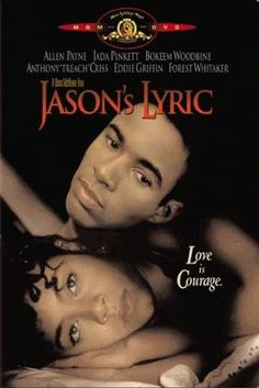 Watch Jason's Lyric full hd online Directed by Doug McHenry. With Allen Payne, Jada Pinkett Smith, Bokeem Woodbine, Anthony 'Treach' Criss. The story of a young man, Jason (Allen Payne) who m See Movie, Movie Tv, Jason Lyric, African American Movies, American Actors, American Art, American History, Old School Movies, Black Tv Shows