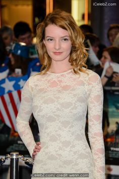 Dakota Blue Richards   The UK premiere of Captain America: The Winter Soldier at Westfield http://www.icelebz.com/events/the_uk_premiere_of_captain_america_the_winter_soldier_at_westfield/photo30.html
