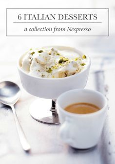 With roots in Mediterranean craftsmanship, Nespresso is all about quality creations that deliver well-rounded flavor. To experience the unique flavors for yourself, check out our collection of 6 Italian desserts that pair brilliantly with espresso.