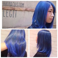 ホシノユウゴ @hair_legit 都内のお客様色は...Instagram photo | Websta (Webstagram)
