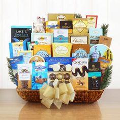 Spring Basket.  See more at www.pro-gift-baskets.com!