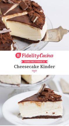 Cheesecake mascarpone e philadelphia Cake Cookies, Cupcake Cakes, Cookie Recipes, Dessert Recipes, Delicious Desserts, Yummy Food, Torte Cake, Cooking Cake, Love Eat