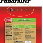 Tyson Chicken Fundraiser