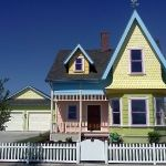 The house from UP! (thanks to Jordan for sharing)